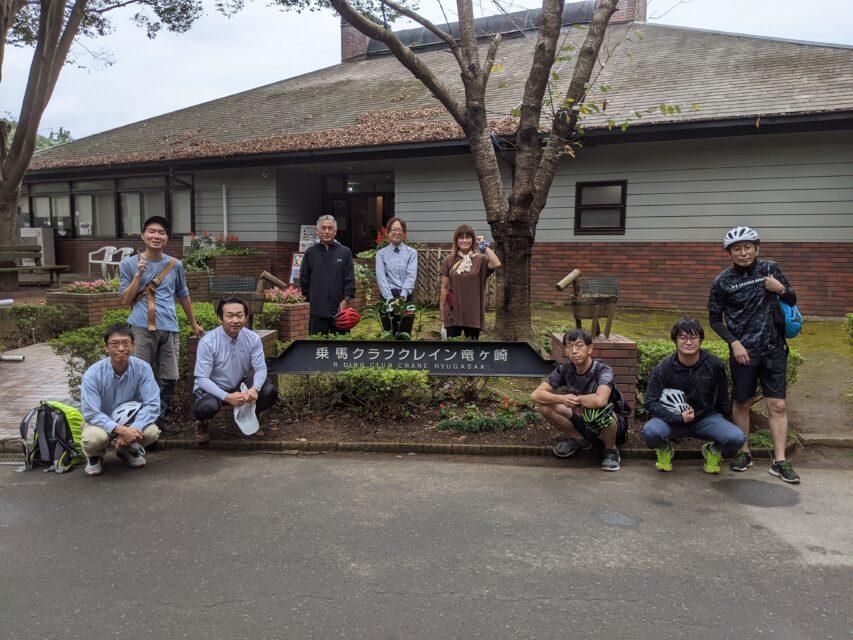 うしくでゆるポタ第6回「乗馬クラブ クレイン竜ヶ崎さんに行ってみよう!」編に行ってきました!